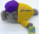 Kobe Manatee plush toy